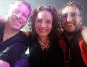 Ruud, Carola en BeeJay