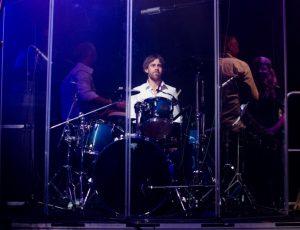 Drummer Ronnie