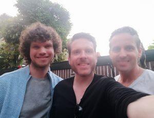 Robbert, Ruud en Rob