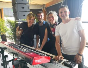 Dorine Wiersma, BeeJay, Mylou Frencken, Olaf