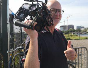 Cameraman Eric van Nimwegen